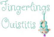 Singes Fingerlings Interactifs