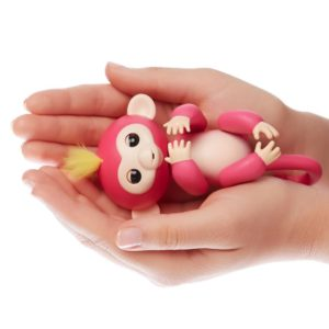 fingerlings ouistiti bella rose