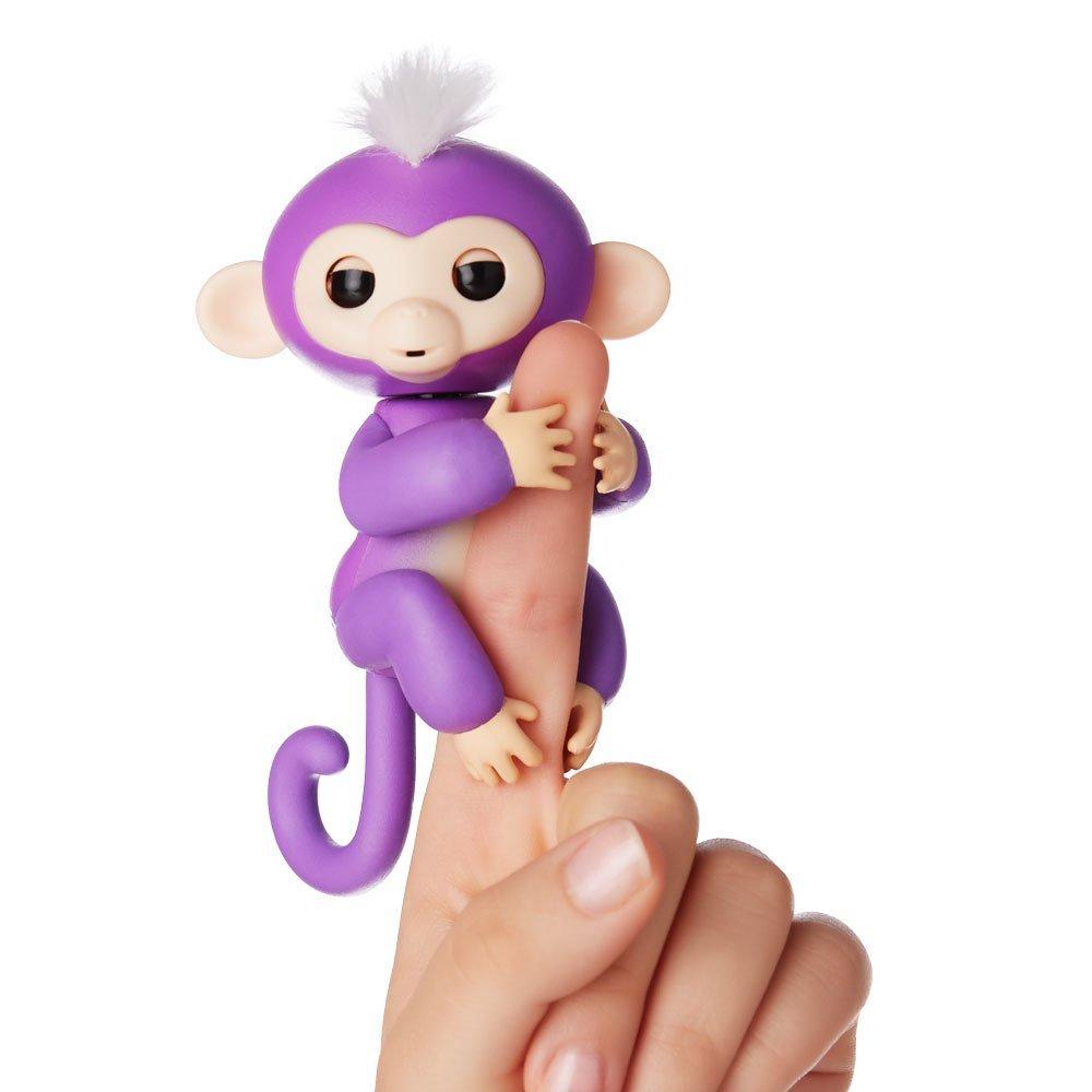 fingerlings ouistiti violet mia