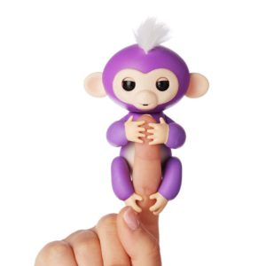fingerlings ouistiti violet mia
