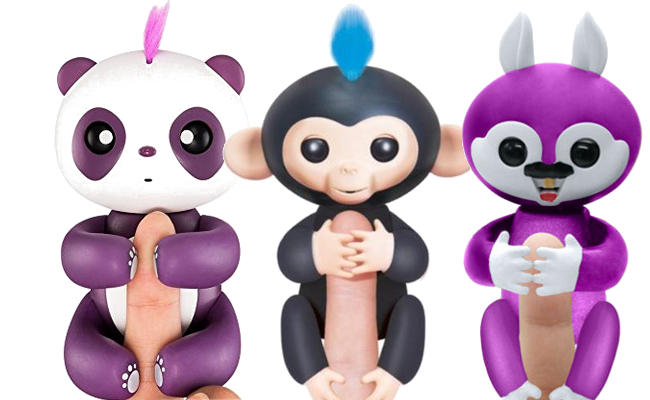 fingerlings singes faux fingerlings