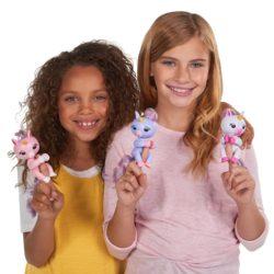 fingerlings jouet licorne