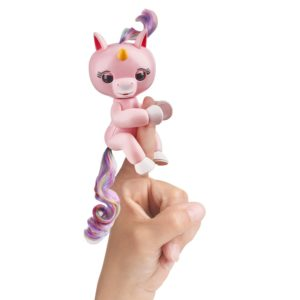 gigi fingerlings licorne rose