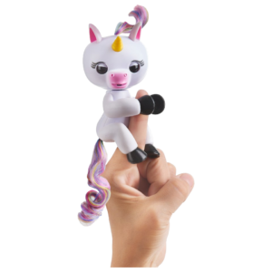 fingerlings licorne blanche gigi