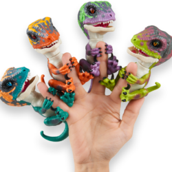 Fingerlings Dinosaures Jouet Interactif