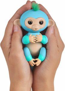 fingerlings charlie ouistiti bleu
